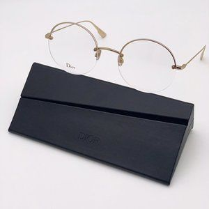 💯 NEW DIOR STELLAIREO 12 0J5G Women Eyeglasses